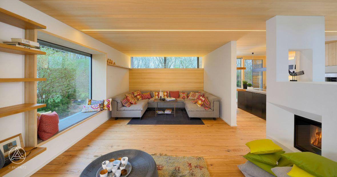 Musterhaus inneneinrichtung wohnzimmer  Designhaus-Wohnzimmer | Home Sweet Home | Pinterest | Wohnzimmer ...