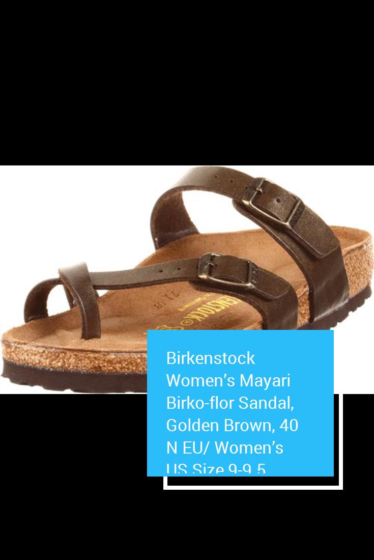 91be98e3c63a9 Birkenstock Women s Mayari Birko-flor Sandal