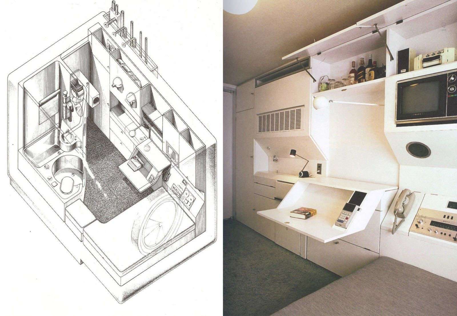 Nakagin Capsule Tower Cool Design And A Great Idea Too Bad The Building Is So Run Down Now