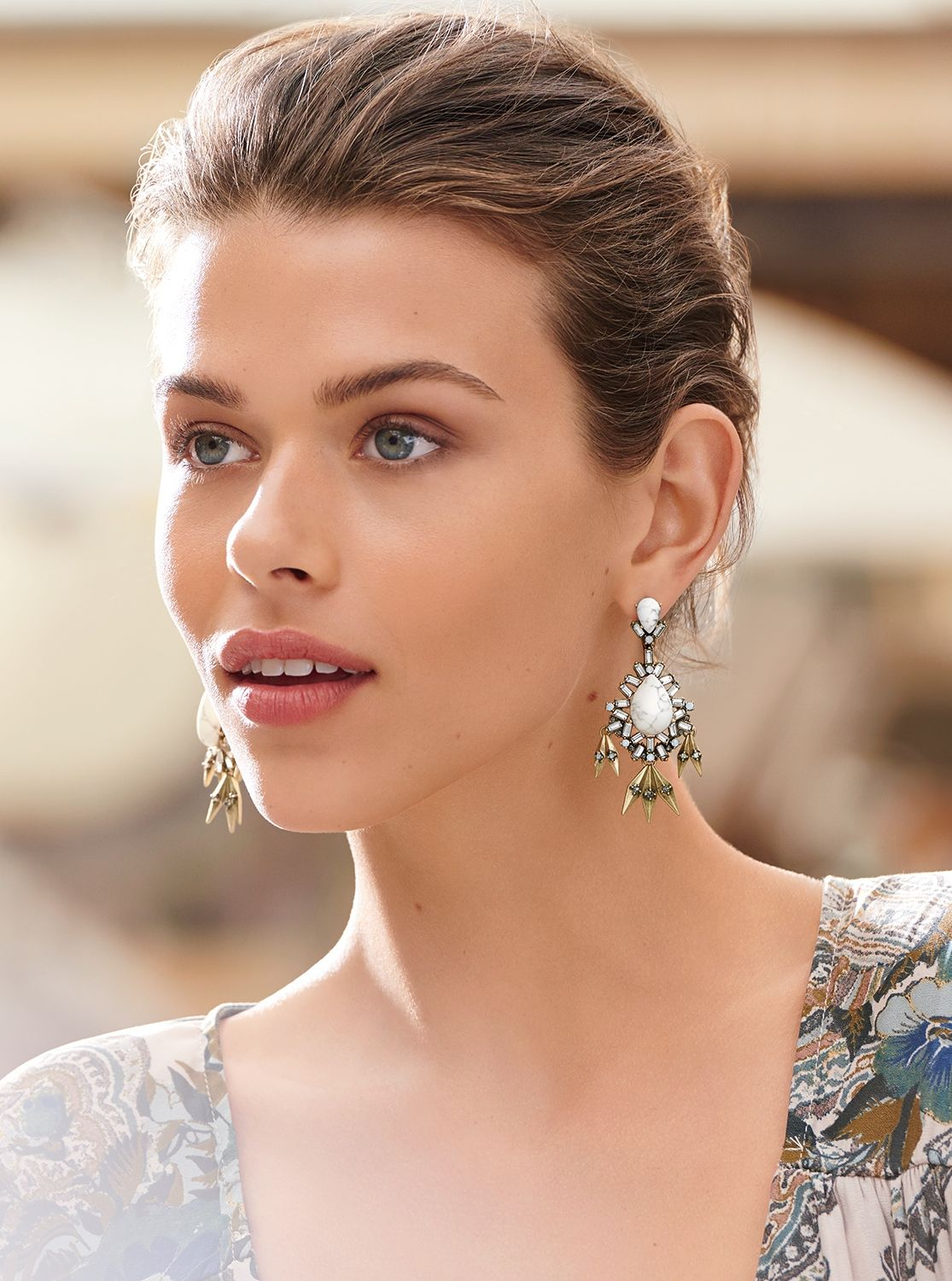 This season's #1 convertible: our Aventine Convertible Statement Earrings. Hypo-allergenic and fashionable for spring! http://bit.ly/1WimvLX