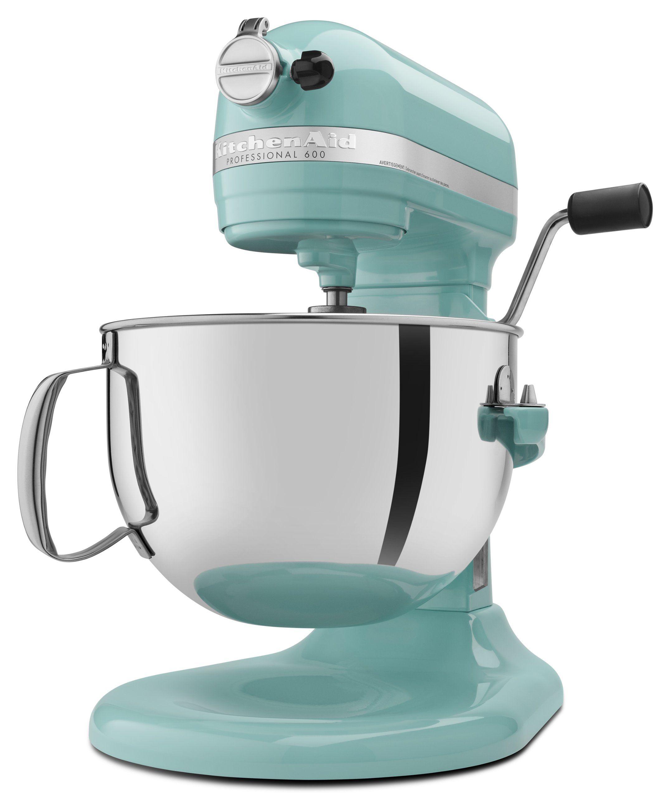 Amazon Com Kitchenaid Stand Mixer Kp26m1xaq Aqua Sky