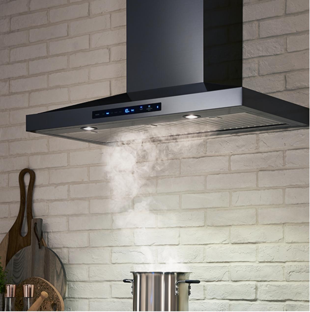 Samsung Range Hood Smart Kitchen Kitchen Appliances Appliances