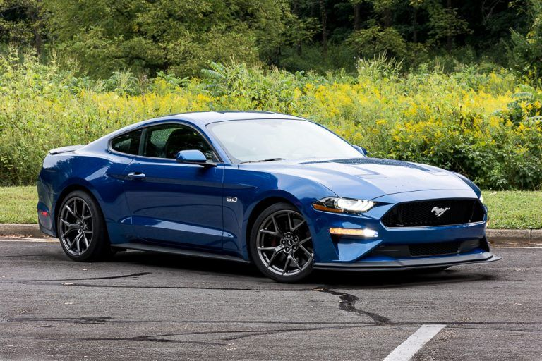 2018 Ford Mustang Gt Pp2 Review A Packed With Performance Too Mustang Gt Ford Mustang Gt Mustang Cars