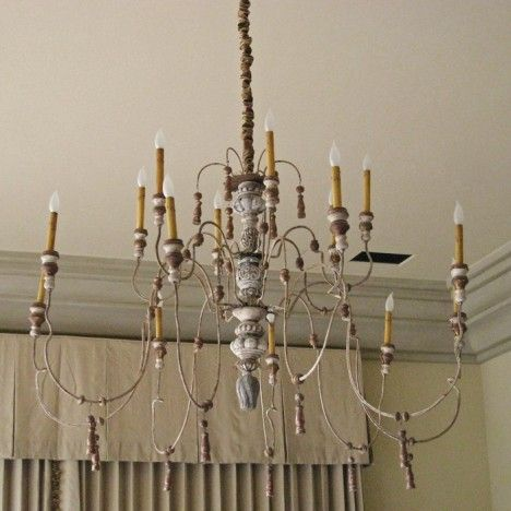 See Our Mediterranean Style Estate Project From Chandelier Fine Lighting We Installed Outdoor