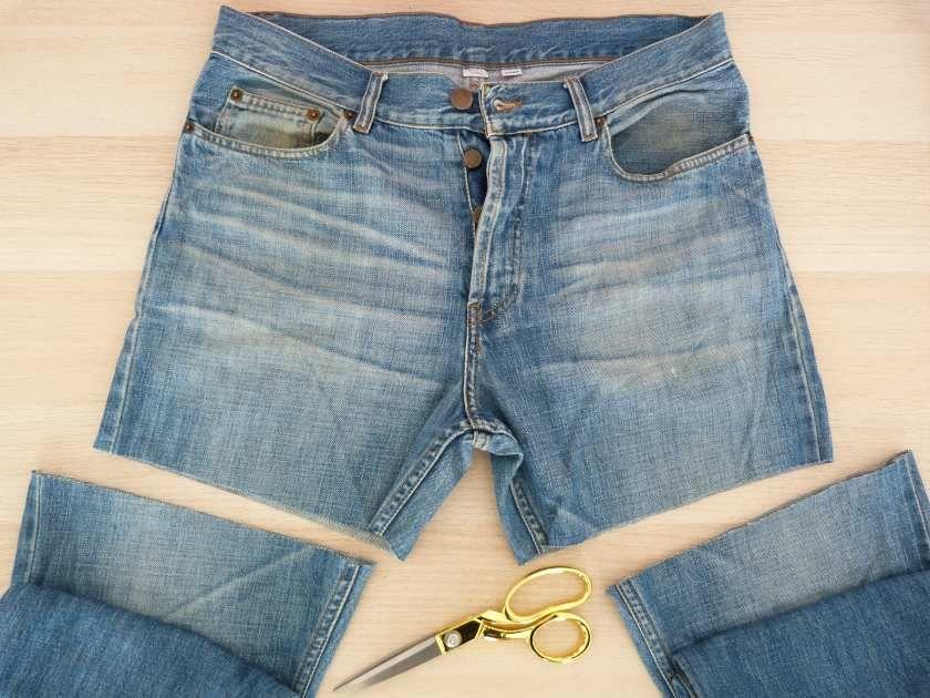 Como Hacer Unos Shorts Vaqueros Perfectos Hacer Shorts Como Hacer Un Short Hacer Pantalones