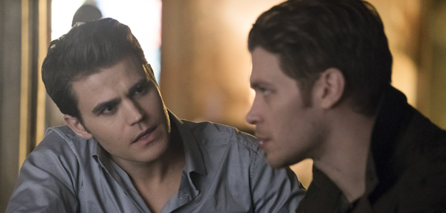 Crossover Vampire Diaries e The Originals