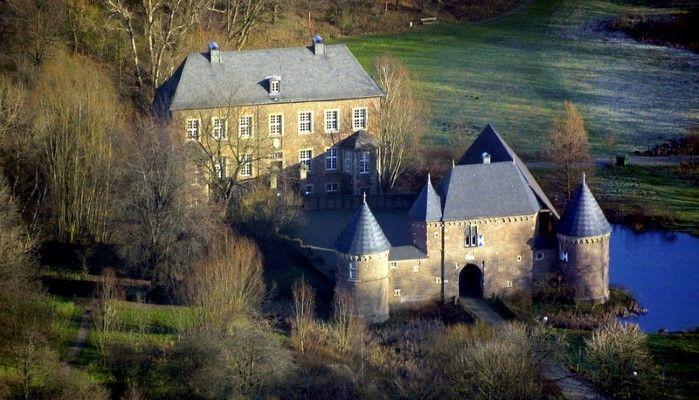 Burg Vondern in Oberhausen