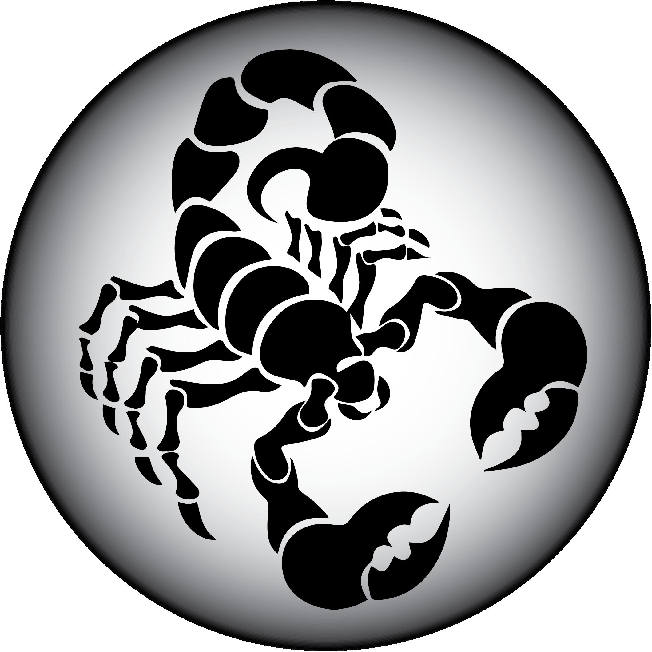 ScorpioPNGImage.png (2120×2120) Scorpio, Scorpion
