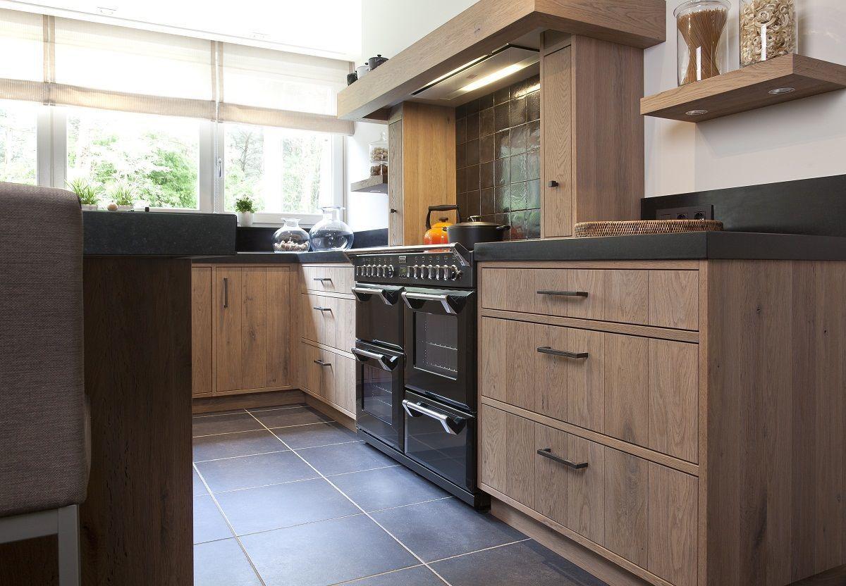 Stoere Keuken Wood : Stoere keukens de robuuste keuken met een industriële uitstraling