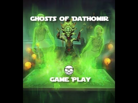 Ghosts of Dathomir: What not to do! | Going Nerdy | Games to
