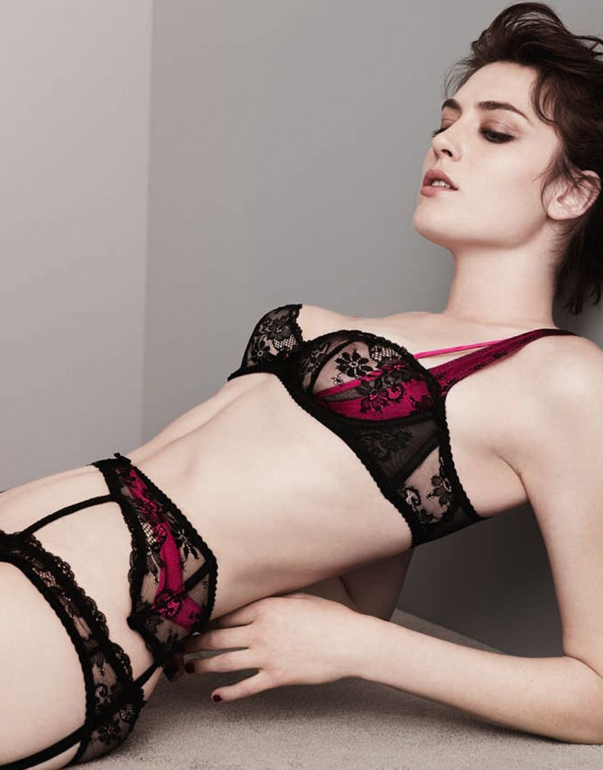 1bcd1d84438 Agent Provocateur Classics Collection New Photo Shoot -  Maddy ...