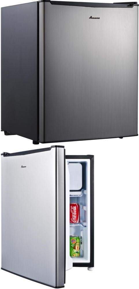 tiny refrigerator office. Mini Fridges 71262: Compact Refrigerator Stainless Steel Finish Fridge Office Dorm 2.7 Cu Ft Tiny