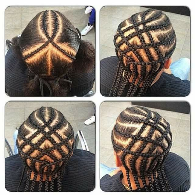 Braid for boy | Natural Hair Style Braids | Pinterest | Hair style ...