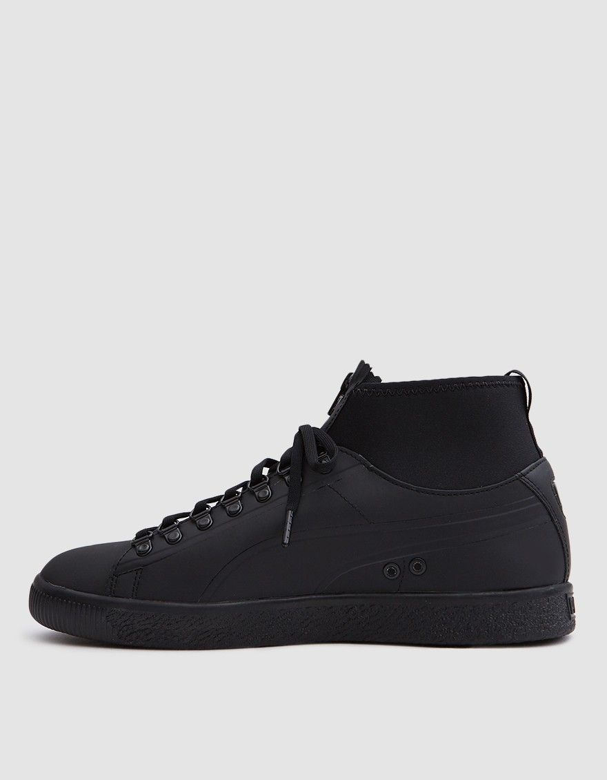 Puma / Clyde Sock Rains in Black