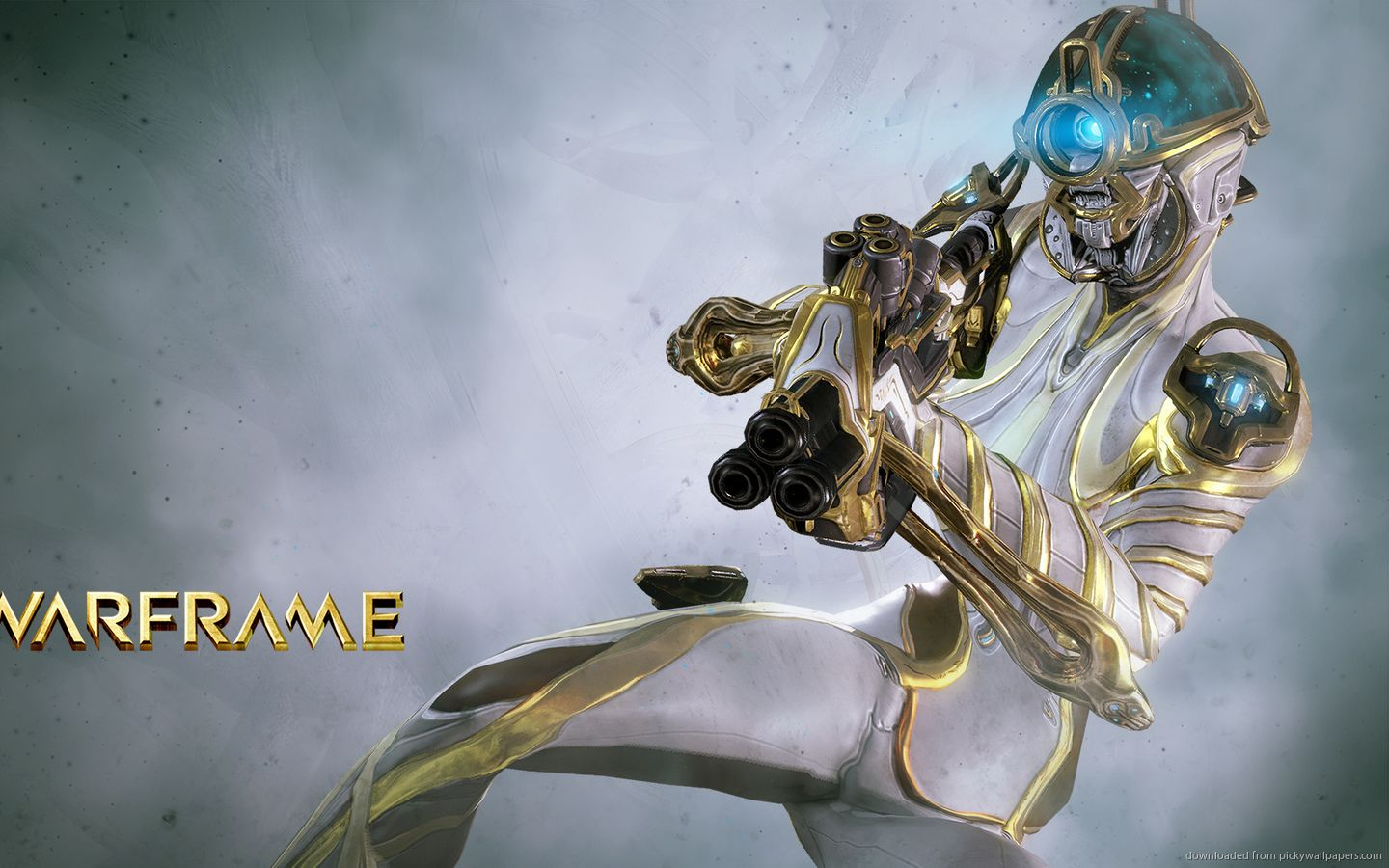 Trinity Warframe Wallpaper Game Wallpapers