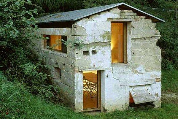 Reformas De Viviendas En Madrid Arquitectura Casas De Piedra Graneros Renovados