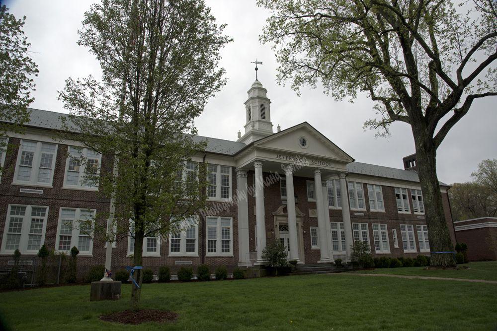 1931 - Guilbert & Betelle Building - Jefferson School, Summit, NJ