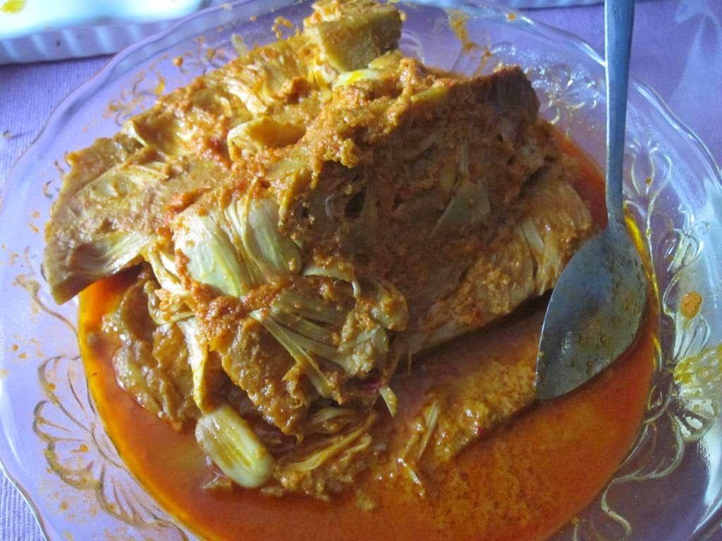 Resep Masakan Melayu Dan Minang Pongek Cobodak Situjuah Resep Masakan Makanan Masakan