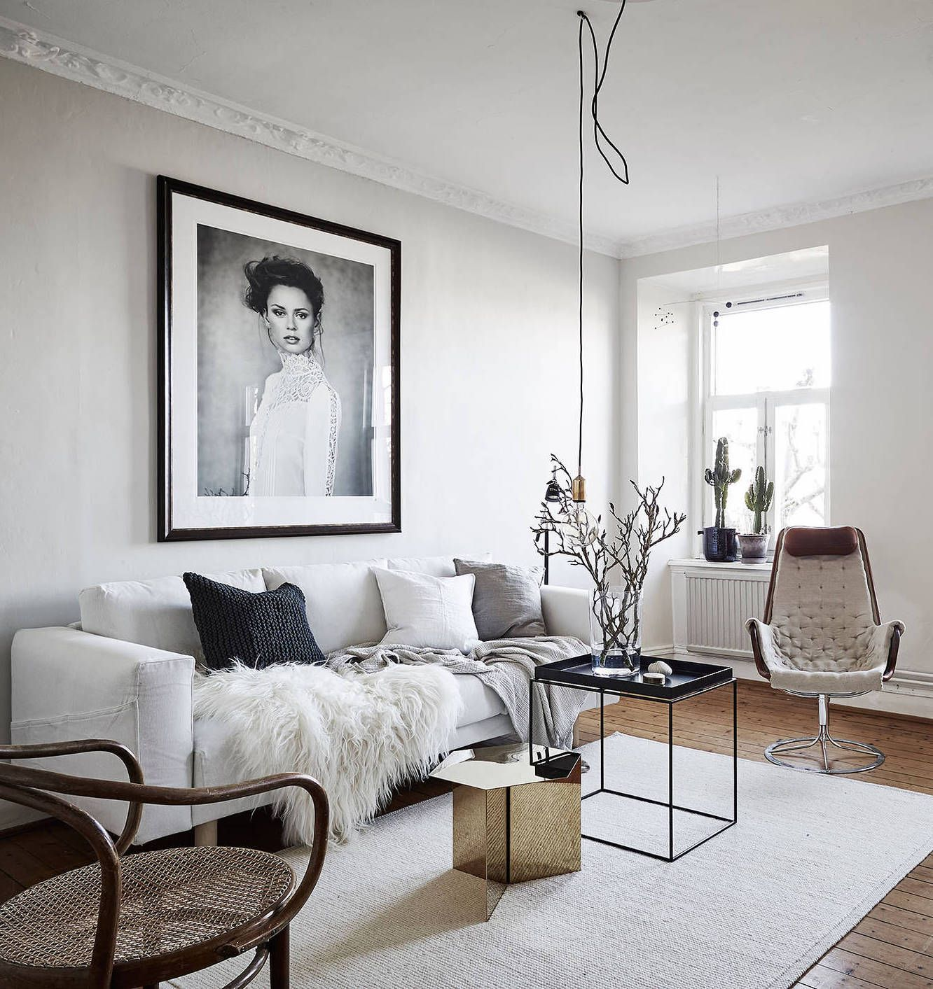 Turn Of The Century Home With Modern Details Modern Detail And