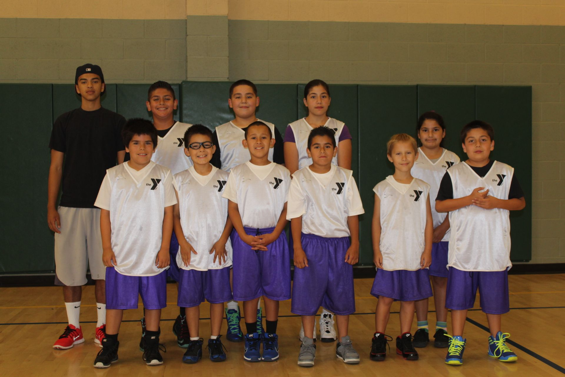 Summer 2014 Youth Basketball League Teams 911 year old