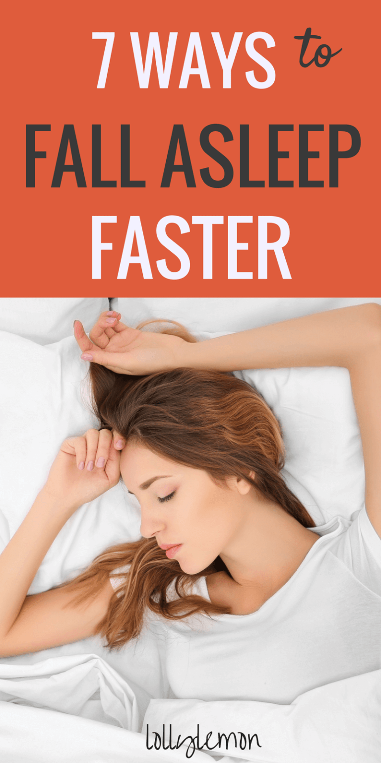 7 Ways to Fall Asleep Faster forecasting