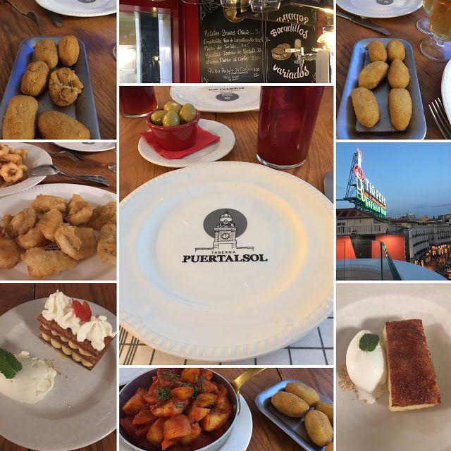Puertalsol La Taberna De Chicote En El Km 0 Gastronomico Restaurantes Recetas