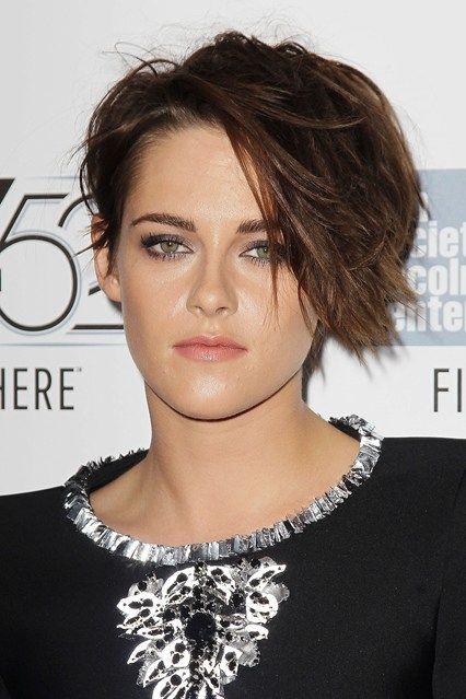 Kristen Stewart Hair Style File
