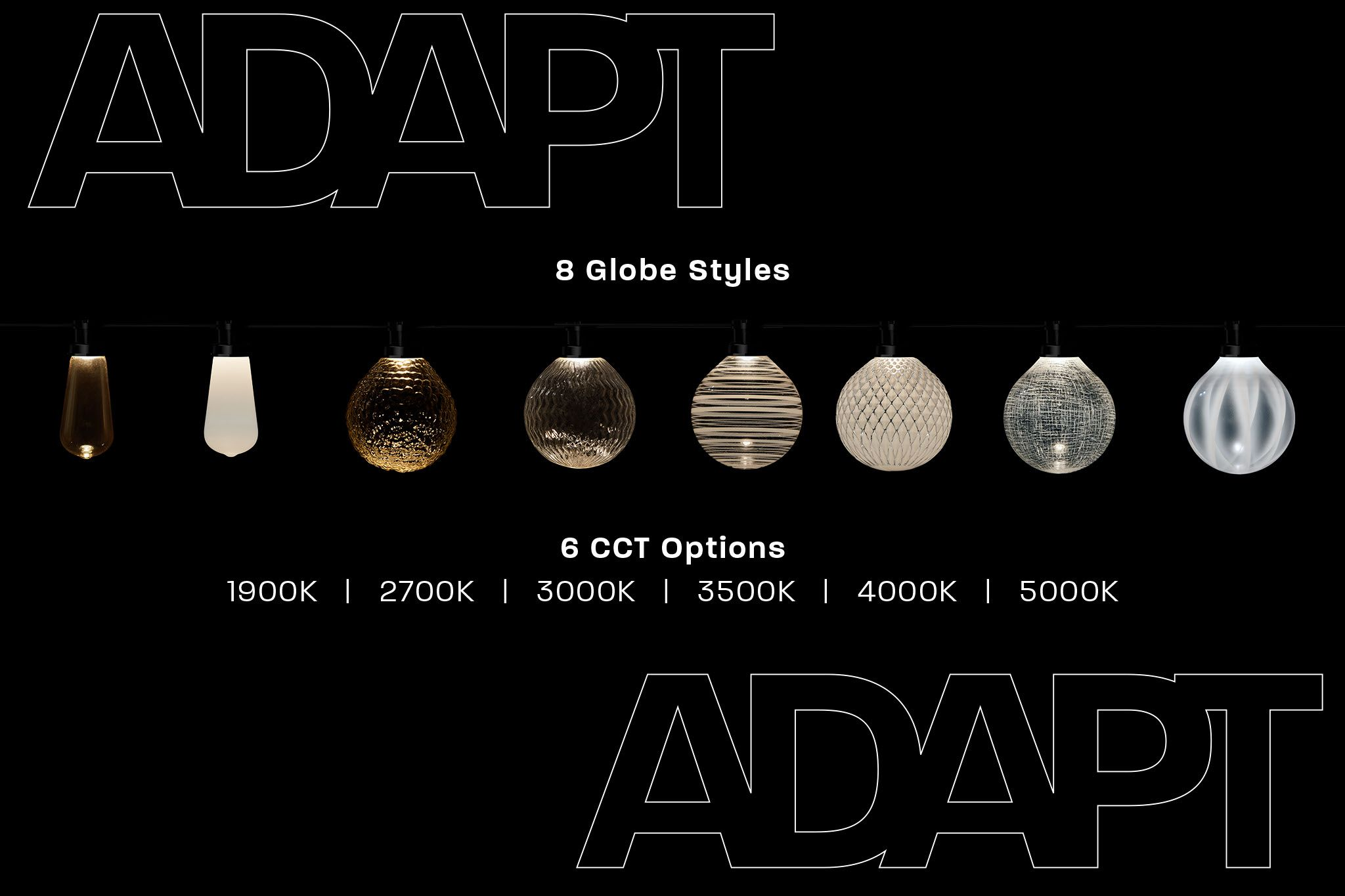 Image result for adapt by tivoli lighting