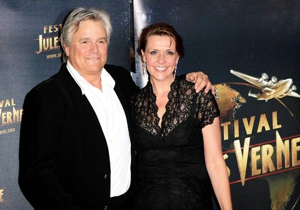 Amanda Tapping And Richard Dean Anderson At Jules Verne Fest 10 11