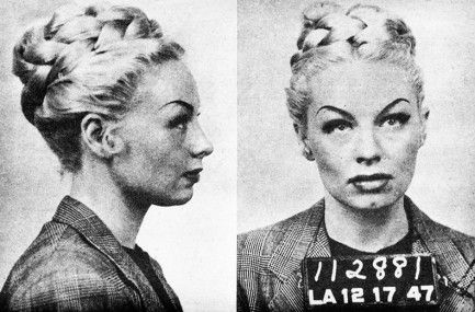 Lili St Cyr Lili St Cyr June January - 15 vintage bad girl mugshots from between the 1940s and 1960s