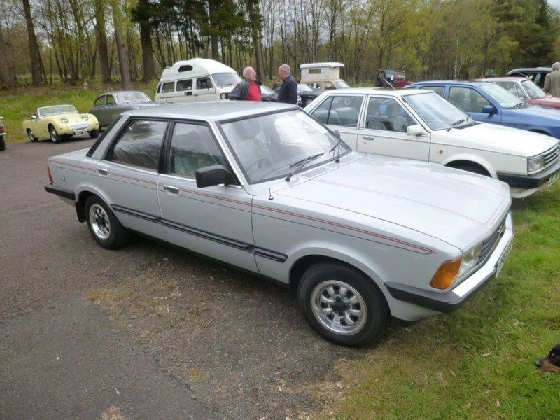 1982 FORD CORTINA for sale | Classic Cars For Sale, UK | Ford ...