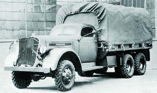 1940 Studebaker K25s 6x6 Studebaker Studebaker Trucks Old Trucks