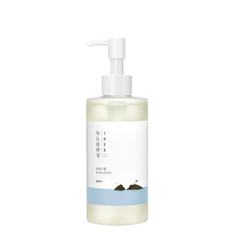 [ROUND LAB] 1025 DOKDO Cleansing Oil 200ml / 6.76oz K-beauty