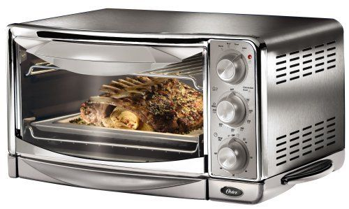 Oster 6297 6 Slice Convection Toaster Oven Stainless Steel By Oster Http Www Amazon Com Dp B000a6qd6o Ref Cm Sw R Toaster Oven Oven Convection Toaster Oven