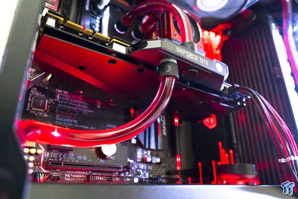 We Build An Entire Pc Using Ekwaterblocks New Fluid Gaming