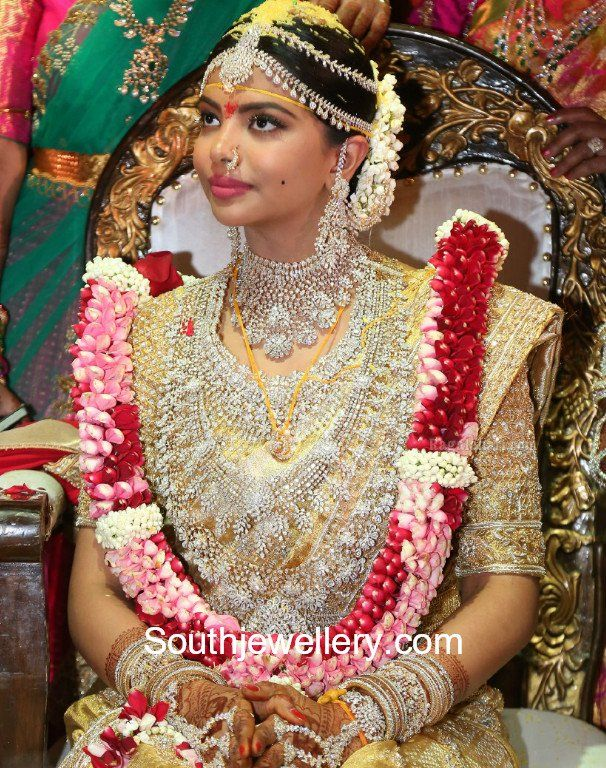 Hasini Boinipallys Wedding Jewellery Photo