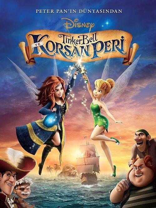 The Pirate Fairy 2014 Türkçe Altyazılı izle Tinker Bell ve