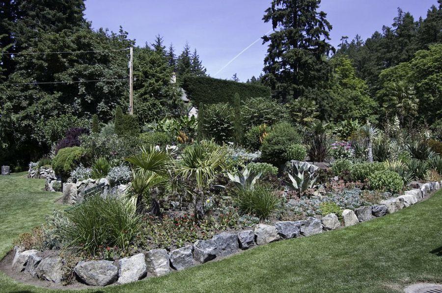 cómo crear espectaculares jardines de secano | recursos naturales