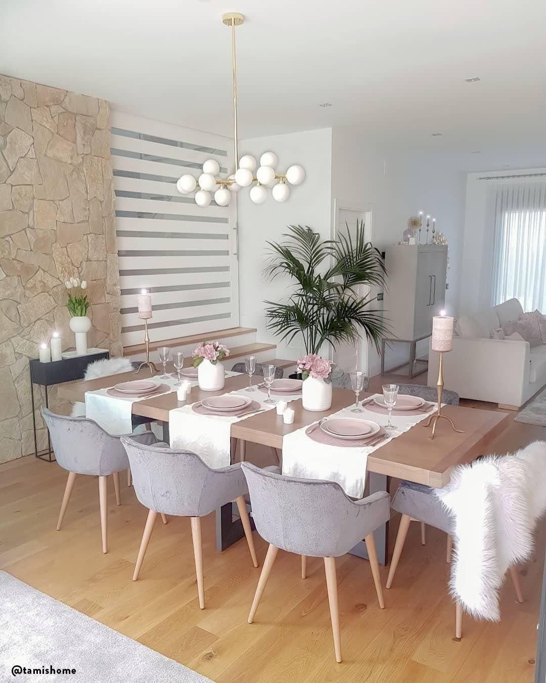 Esszimmer Stylish Einrichten Samt Armlehnstuhl Emilia Decorate It In 2019