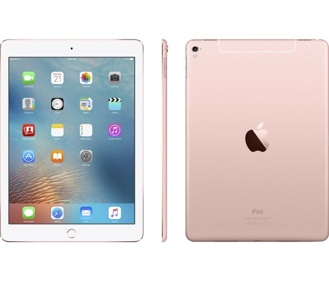 Best Buy Apple 9 7 Inch Ipad Pro With Wifi 32gb Rose Gold Mm172ll A Ipad Pro Rose Gold Ipad Pro Cellular Ipad Pro