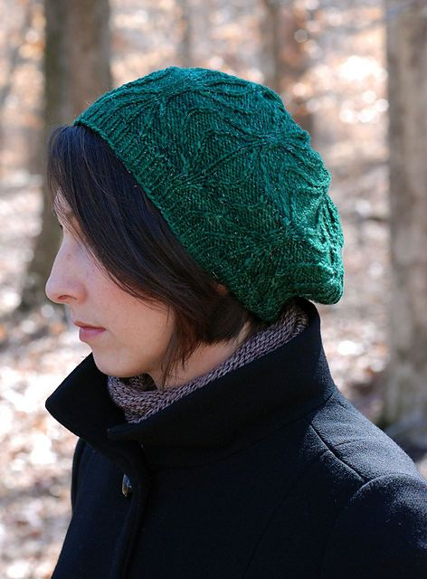 Possible hat for Michelle: Galaxy Hat pattern by Rose Beck