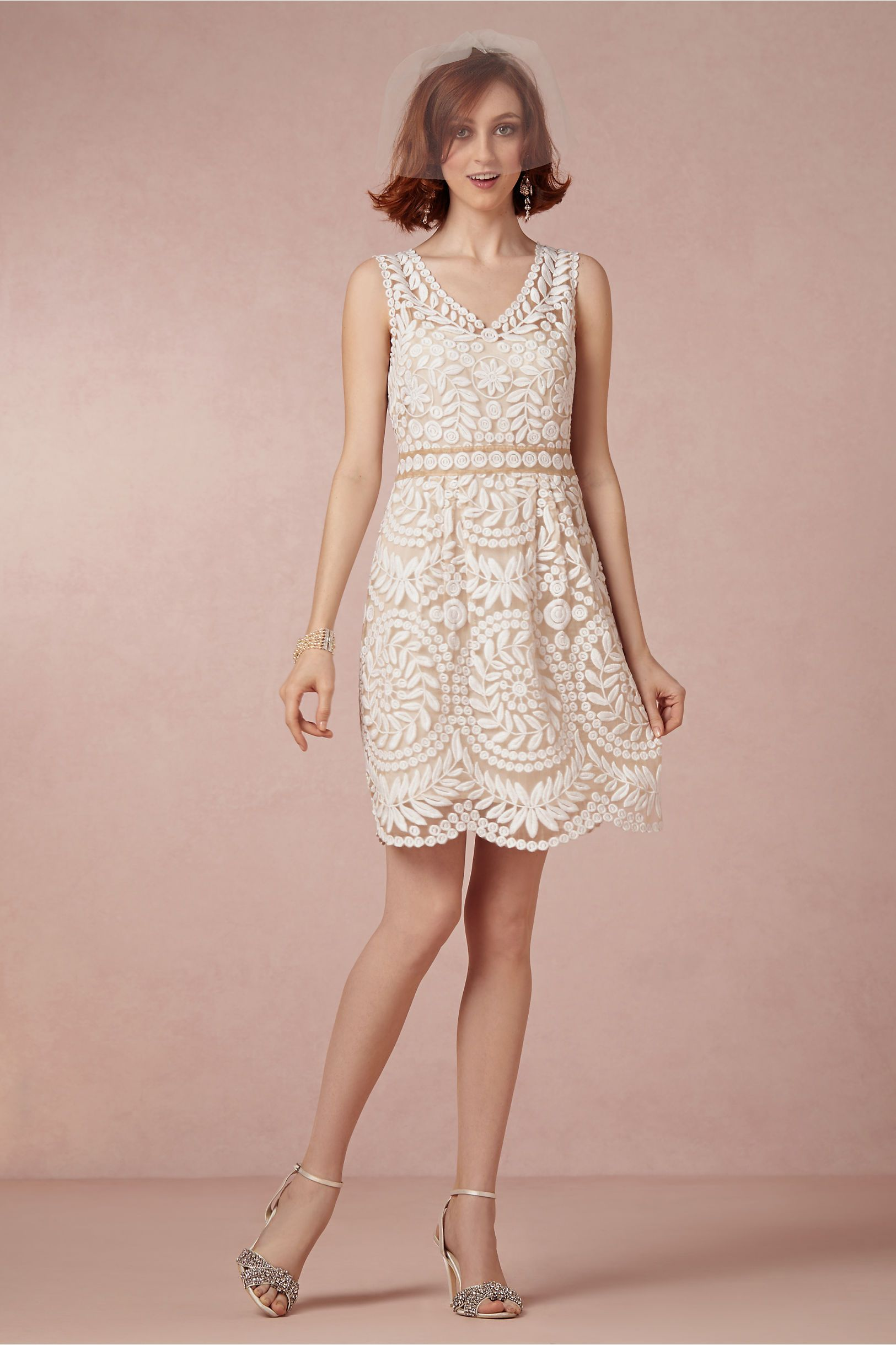 Sienna Dress from BHLDN - cute for rehearsal dinner or leaving the ...