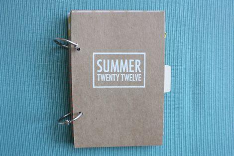summer 2012 album by @eliseblaha