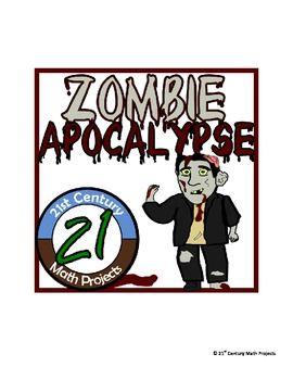 Zombie Apocalypse -- Exponential Function - 21st Century