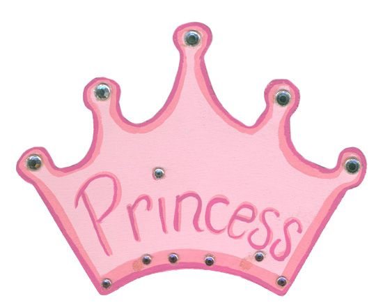 photo about Printable Princess Crown identified as Unfinished Wooden Princess Crown Cutout Dwelling Crown cutout