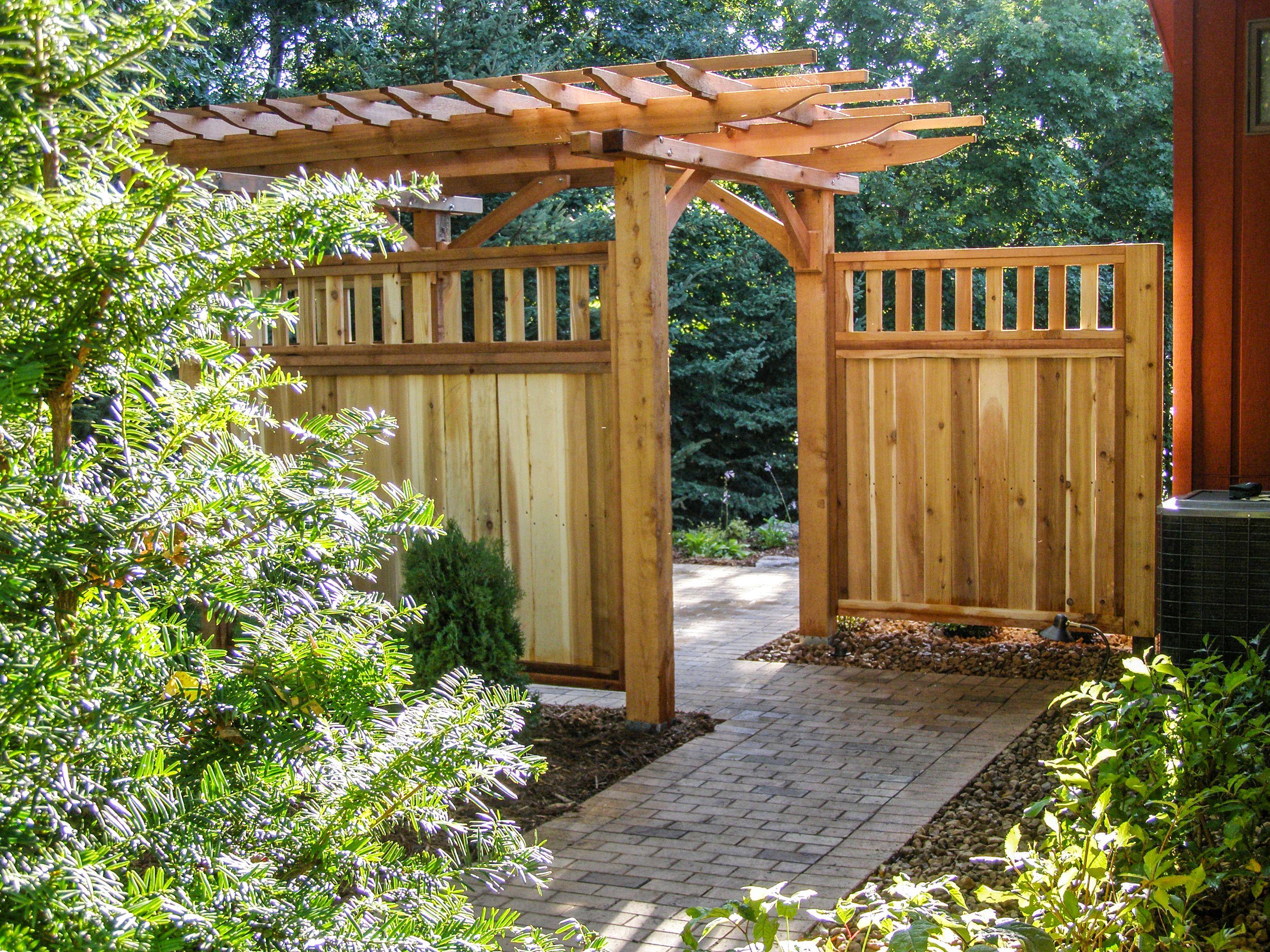 Your Perfect Backyard Includes Brick Paver Paths Landscape Design Diy Pergola Pergola