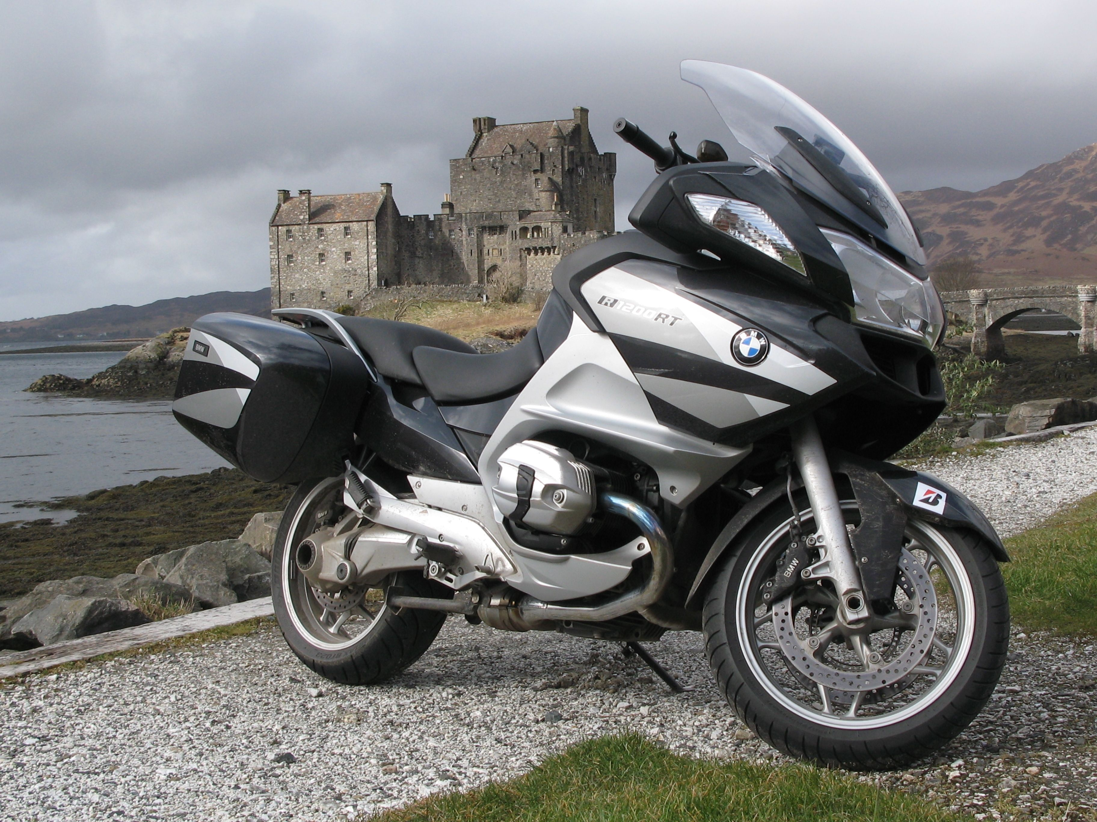 I Love Long Trips On Bikes One Trip On A Bmw R1200rt Turned Out To