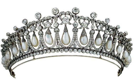 Diana's gift from Elizabeth II: