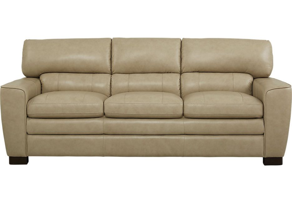 Villa Cabrini Stone Leather Sleeper