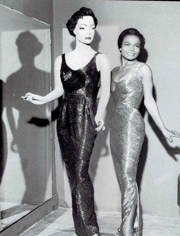 book glamour Vintage black